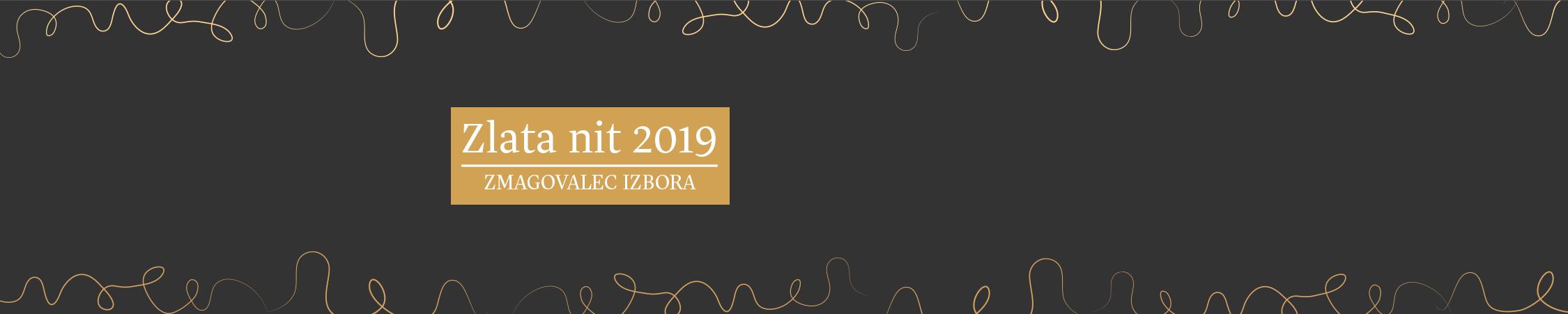 Winner Zlata nit 2019