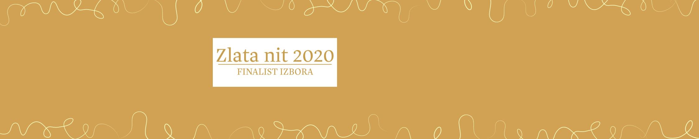 Zlata nit 2020 finalists
